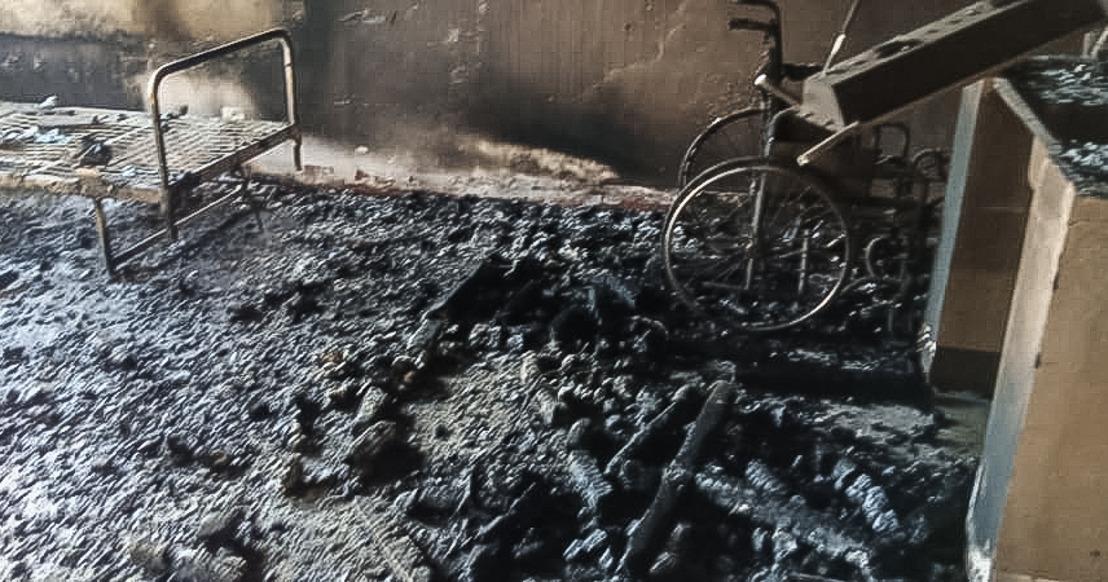 MSF, RD Congo : L'hôpital général de Boga pillé et incendié, de lourdes conséquences pour les populations