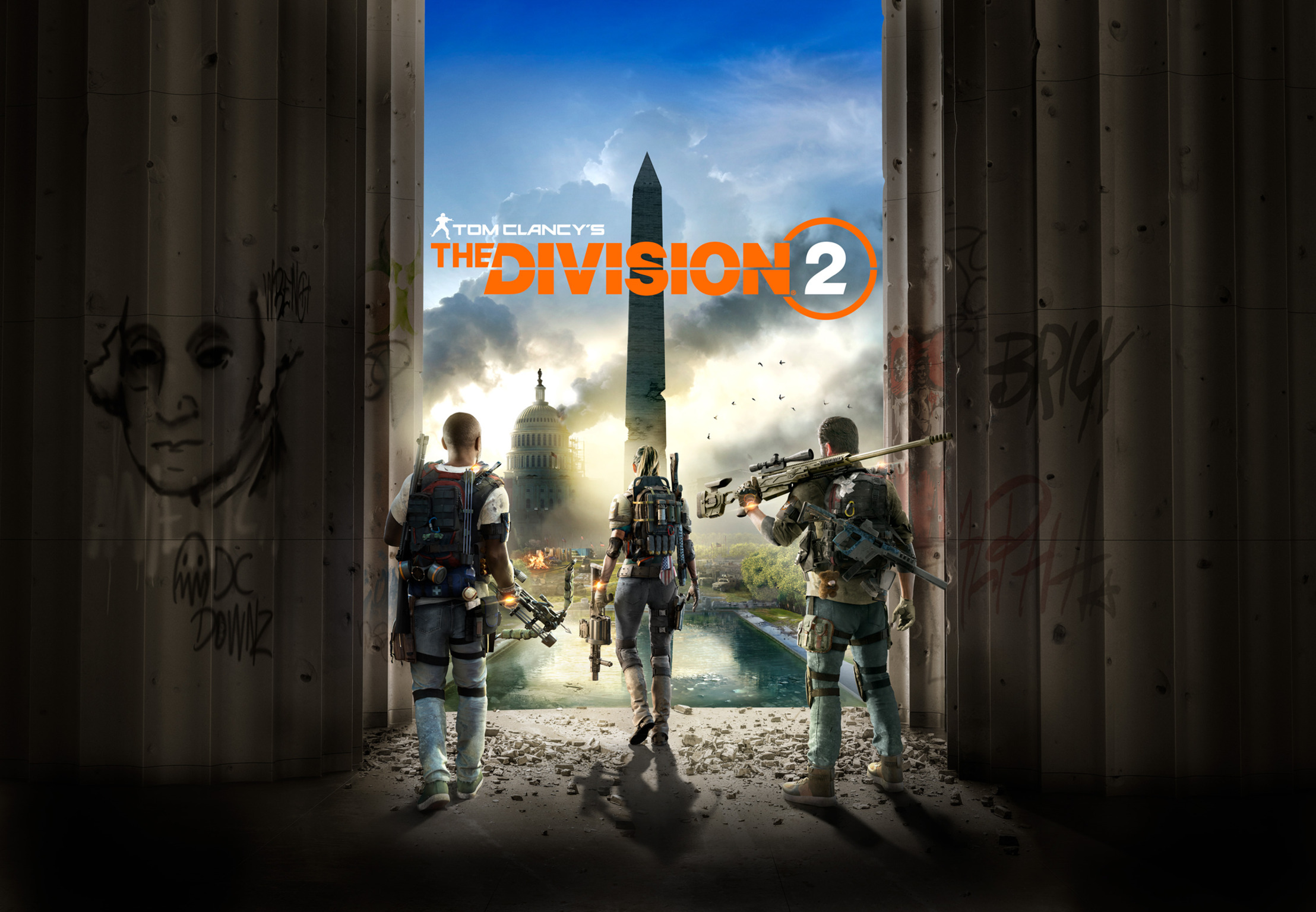 Preview: TOM CLANCY'S® THE DIVISION 2 AB SOFORT AUF GOOGLE STADIA ERHÄLTLICH