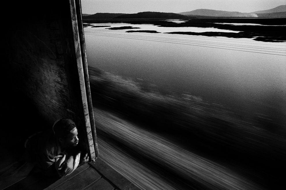Harald Eugene, Oregon, VS, 1996 © Stephan Vanfleteren