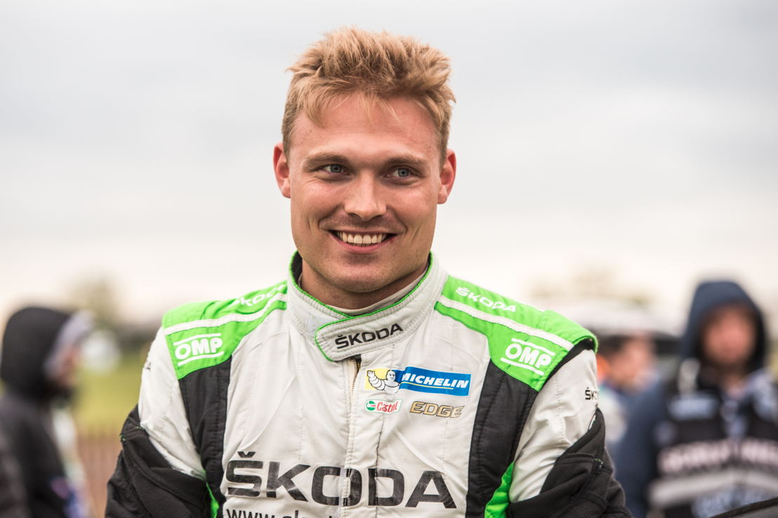 Pontus Tidemand (ŠKODA FABIA R5) could extend his championship lead in WRC 2 category at Rally Poland