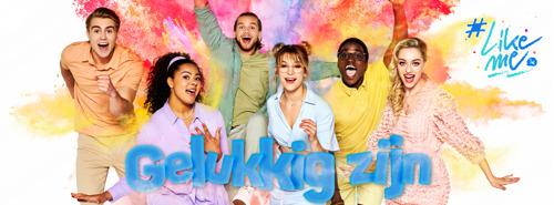 #LikeMe lanceert nieuwe zomersingle 'Gelukkig zijn'