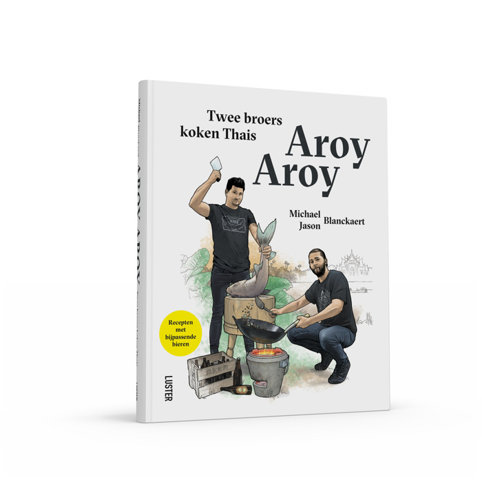 Twee broers koken thais in 'Aroy Aroy'