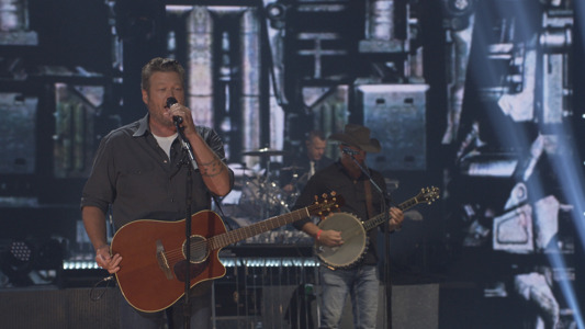 Country Star Blake Shelton Brings the Concert to a Drive-In Near You with Sennheiser Digital 6000 Wireless System and evolution Series Microphones