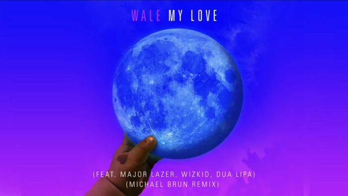 "LISTEN: Michael Brun Releases Official Remix for Wale's ""My Love"" Feat. Major Lazer, Wiz Kid, and Dua Lipa"