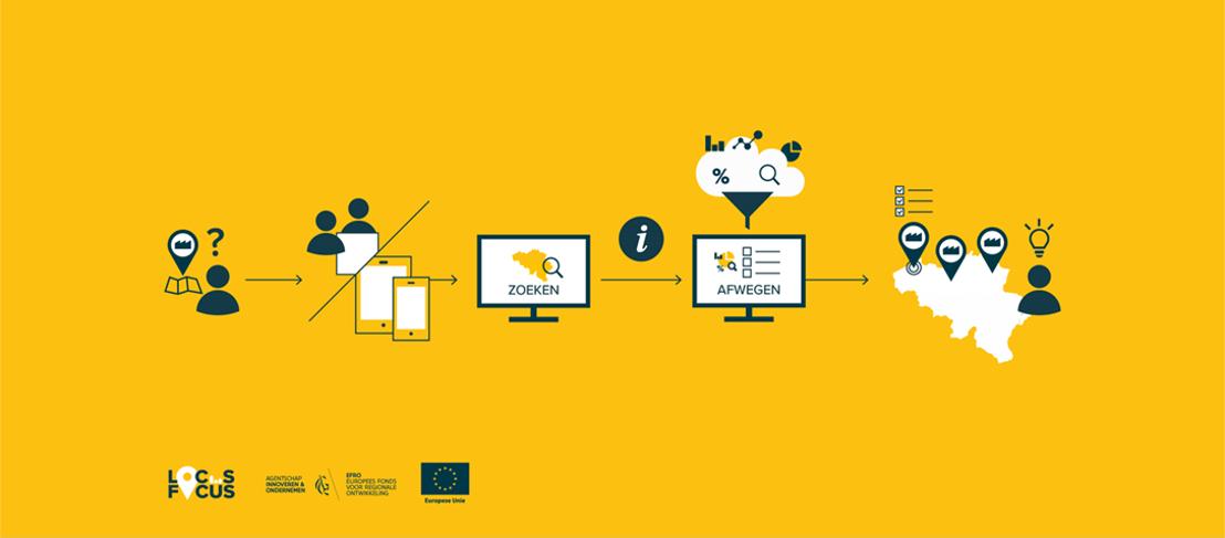 LocusFocus gaat resoluut voor datadriven locatieadvies voor bedrijven