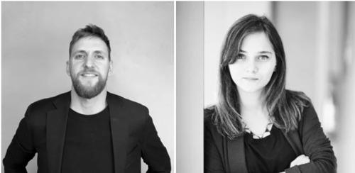 Arnaud Vanhemelryck en Sara Assi worden lid van het Ogilvy Social & Performance Global Team