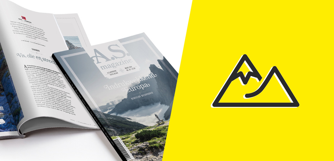 HeadOffice and A.S.Adventure swear by user-generated content in the redesigned A.S.Magazine