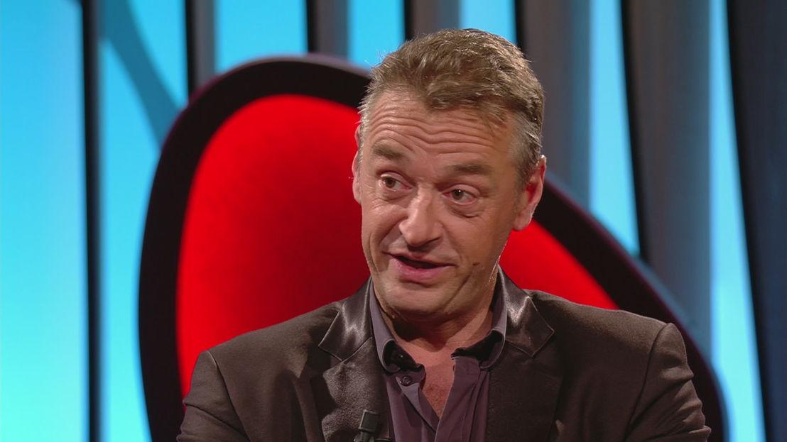 Tom Waes in Mag ik u kussen? (c) VRT