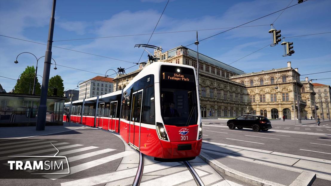 TramSim: Modernster Straßenbahn-Simulator erscheint diesen Monat!