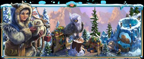 È Natale: Eventi invernali a InnoGames
