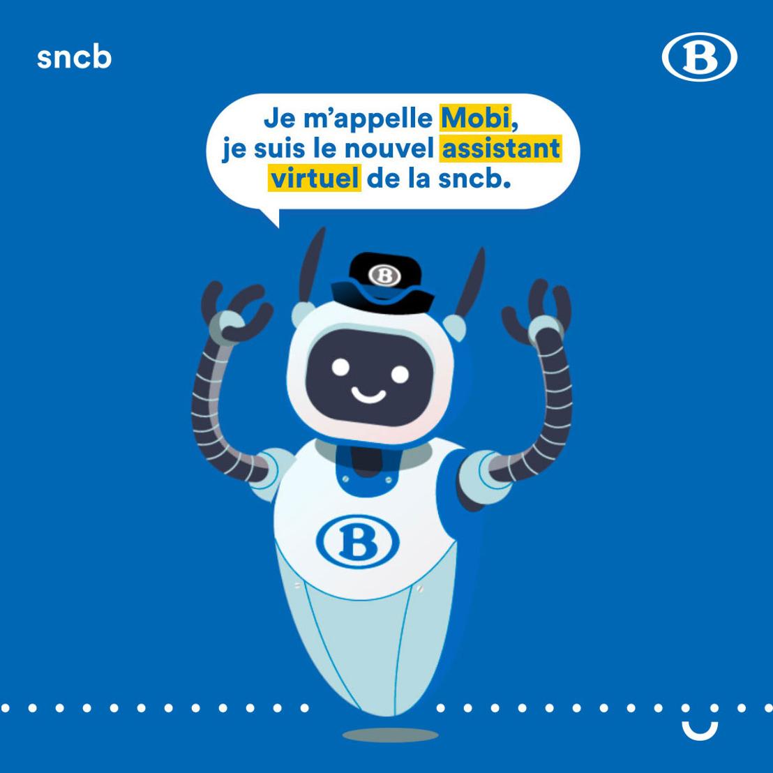 La SNCB lance un chatbot via Facebook Messenger