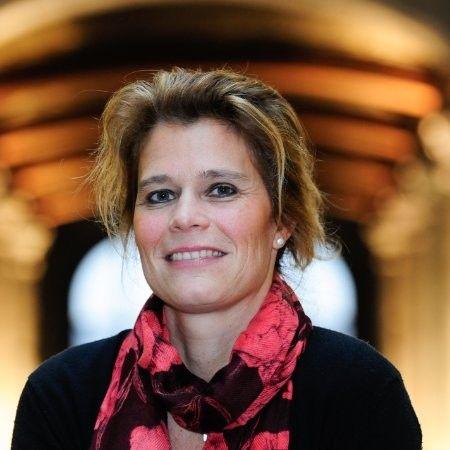 Annelore Isaac, adjunct-directeur-generaal van hub.brussels