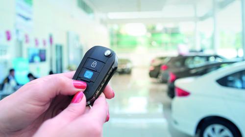 KBC accorde des réductions pour les assurances auto et les prêts voitures à l'occasion du Salon de l'auto.