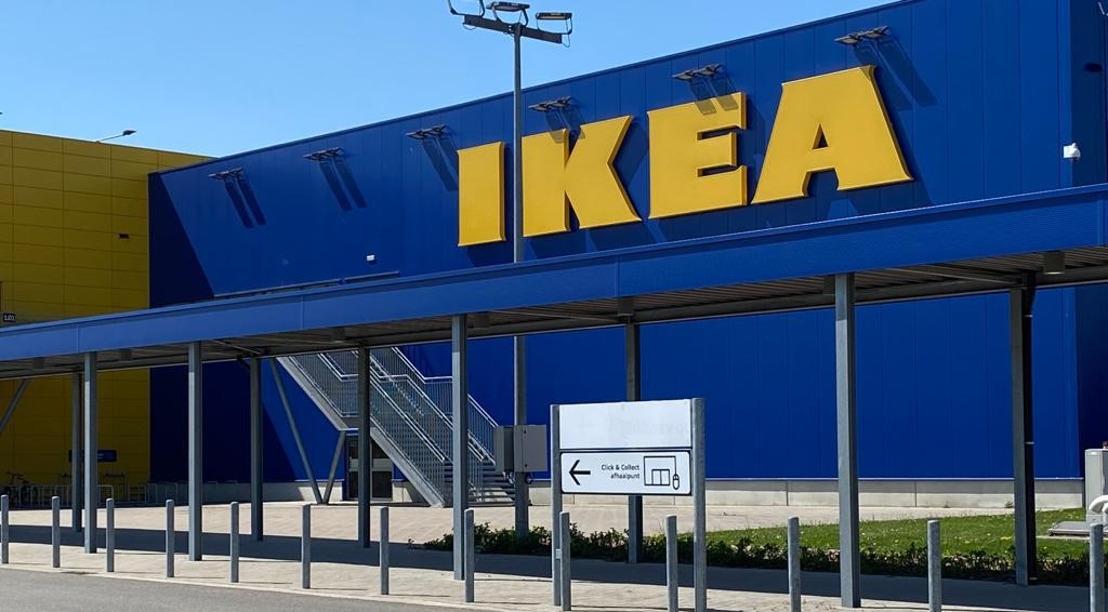 IKEA Belgique vient en aide aux groupes les plus vulnérables au Luxembourg durant la crise du coronavirus