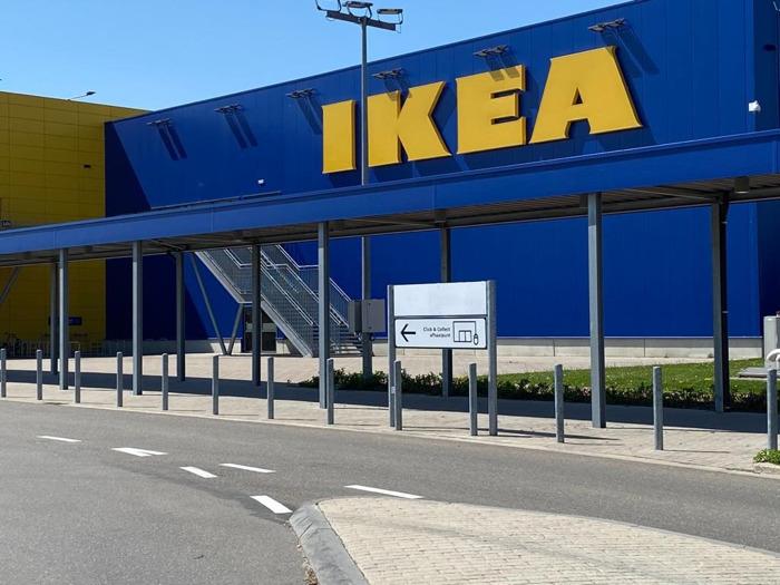 IKEA propose un plan de redémarrage contrôlé et progressif dans le cadre d'une sortie de déconfinement intelligente