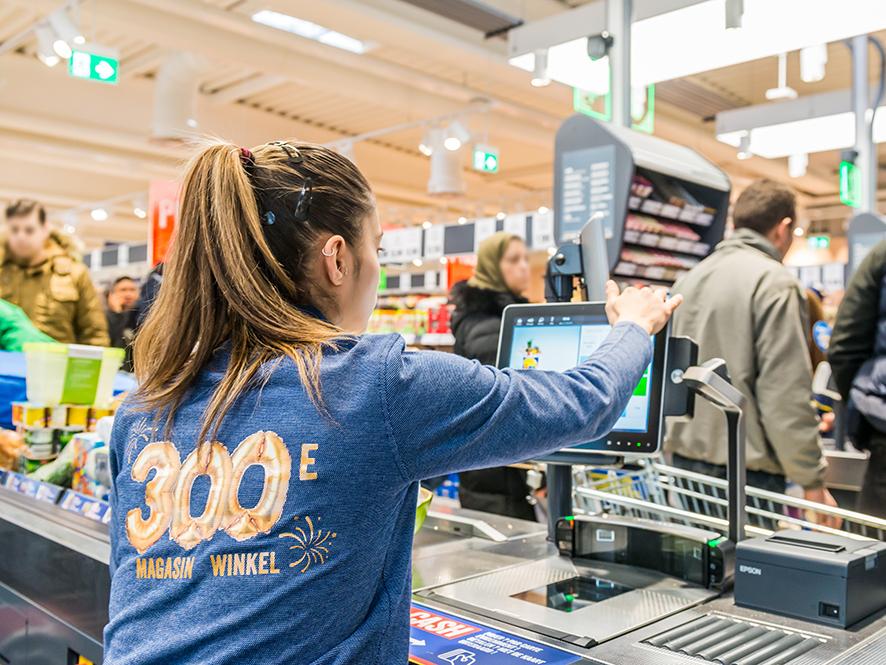 300ste filiaal Molenbeek