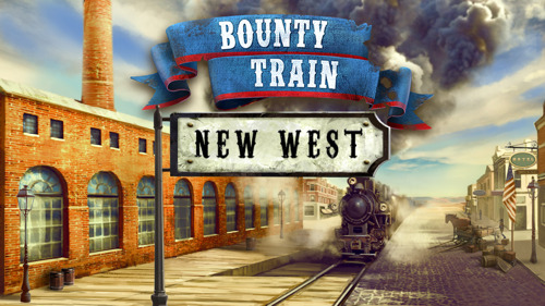 Bounty Train NEW WEST - Erster DLC fährt in die Bahnhöfe ein