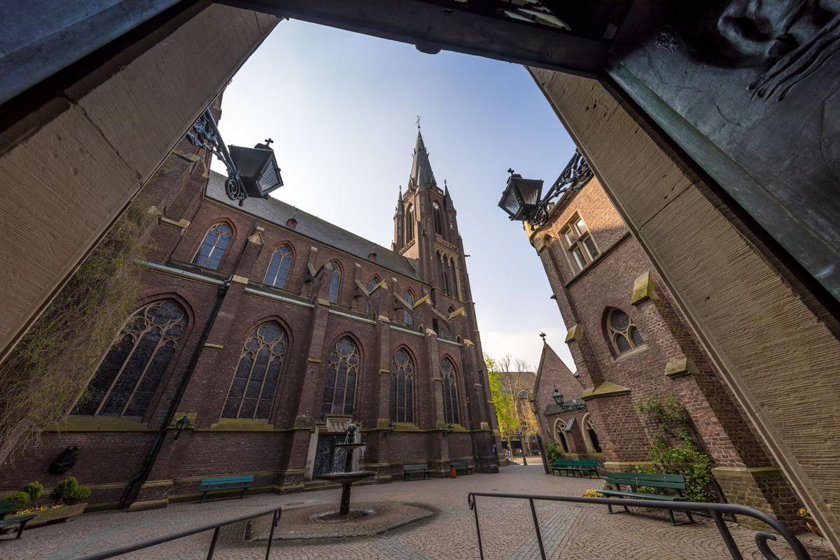 Die besondere Akustik des neogotischen Gotteshauses sorgt für ein unvergessliches Klangerlebnis