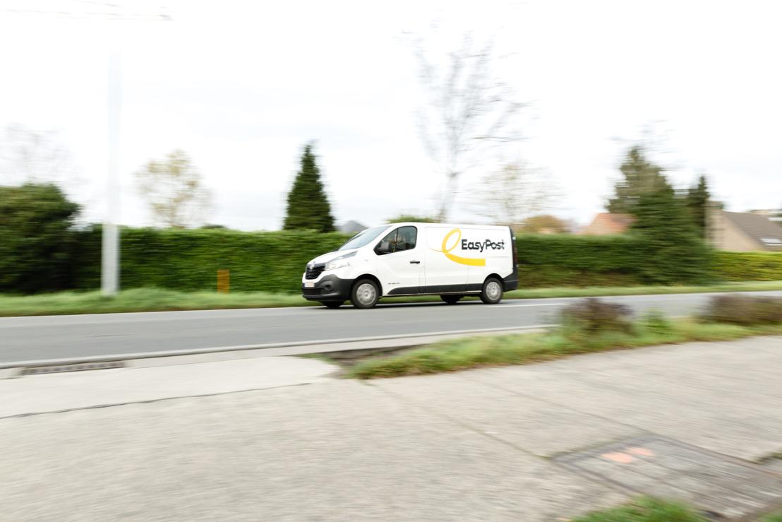 Easypost modernisiert Verarbeitung der luxemburgischen Betriebspost
