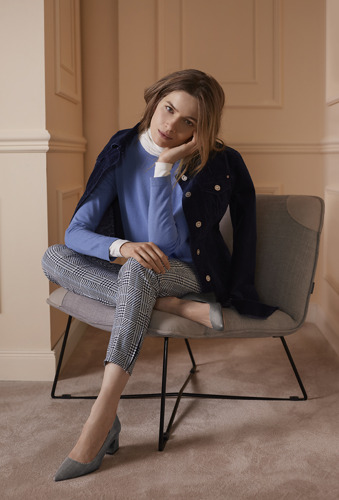 BRAX FW19 - Campaign images womenswear