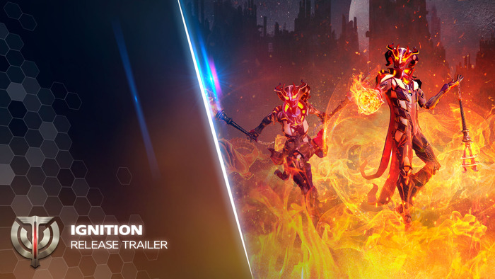 Preview: FREE IGNITION EXPANSION FOR SKYFORGE OUT NOW