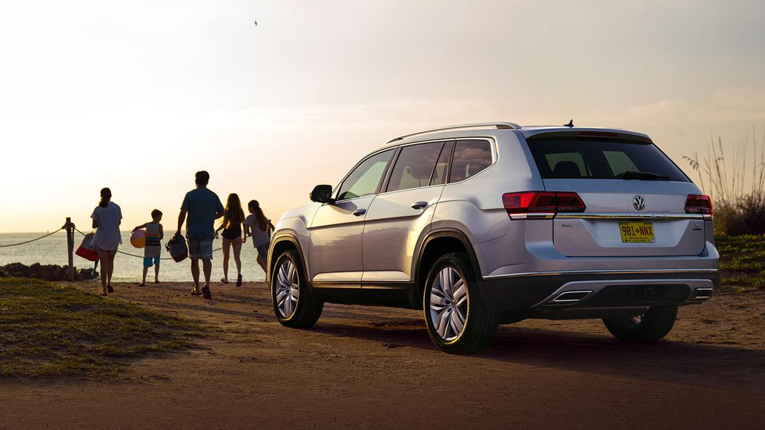 Volkswagen Atlas incluido en la lista de los 10 Mejores Autos Familiares de 2019 en la revista Parents