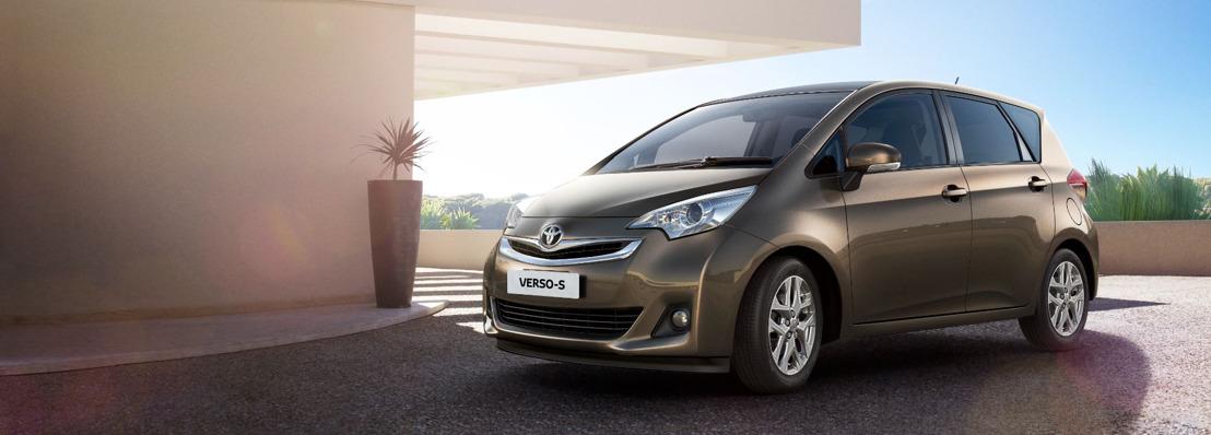 Nieuwe prijslijst Toyota
