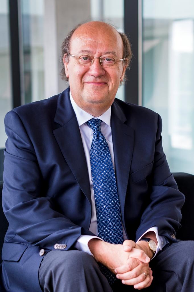 prof. dr. Marc Decramer, CEO UZ Leuven