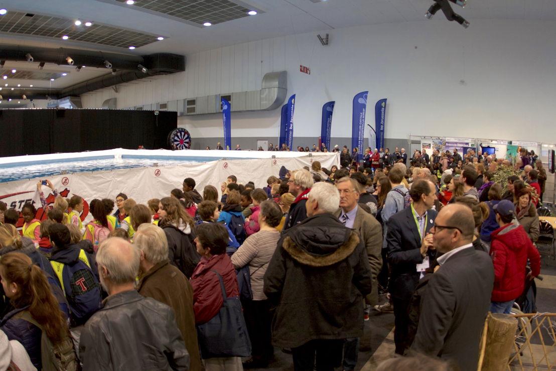 Sports Fair - Demo Flyboard Stéphane Prayas