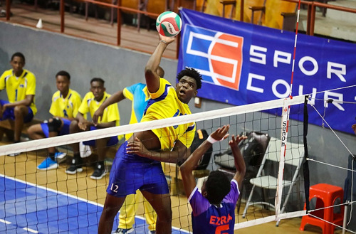 Saint Lucia Wins Eastern Caribbean Men's and Women's Youth Volleyball