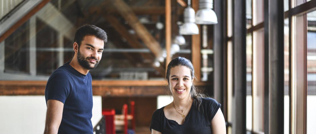 Nieuwe stagiaires bij DDB: welkom Marisa & Julien!