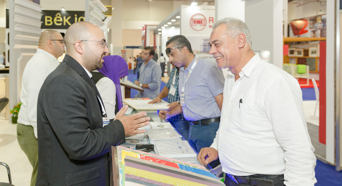 EGYPTIAN EXHIBITORS DEVELOP NEW BUSINESS WITH LOCAL AND INTERNATIONAL COMPANIES AT THE BIG 5 CONSTRUCT EGYPT