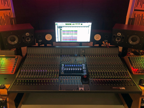 Solid State Logic's ORIGIN Helps Session Musician Patrick Fitzgerald Set His Roots in Eastern Texas
