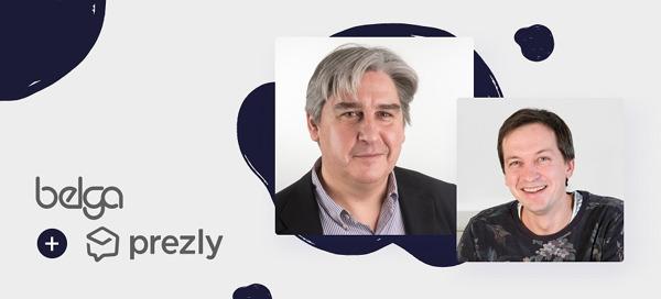 Preview: À l'occasion de son 100e anniversaire, Belga annonce un partenariat technologique avec Prezly