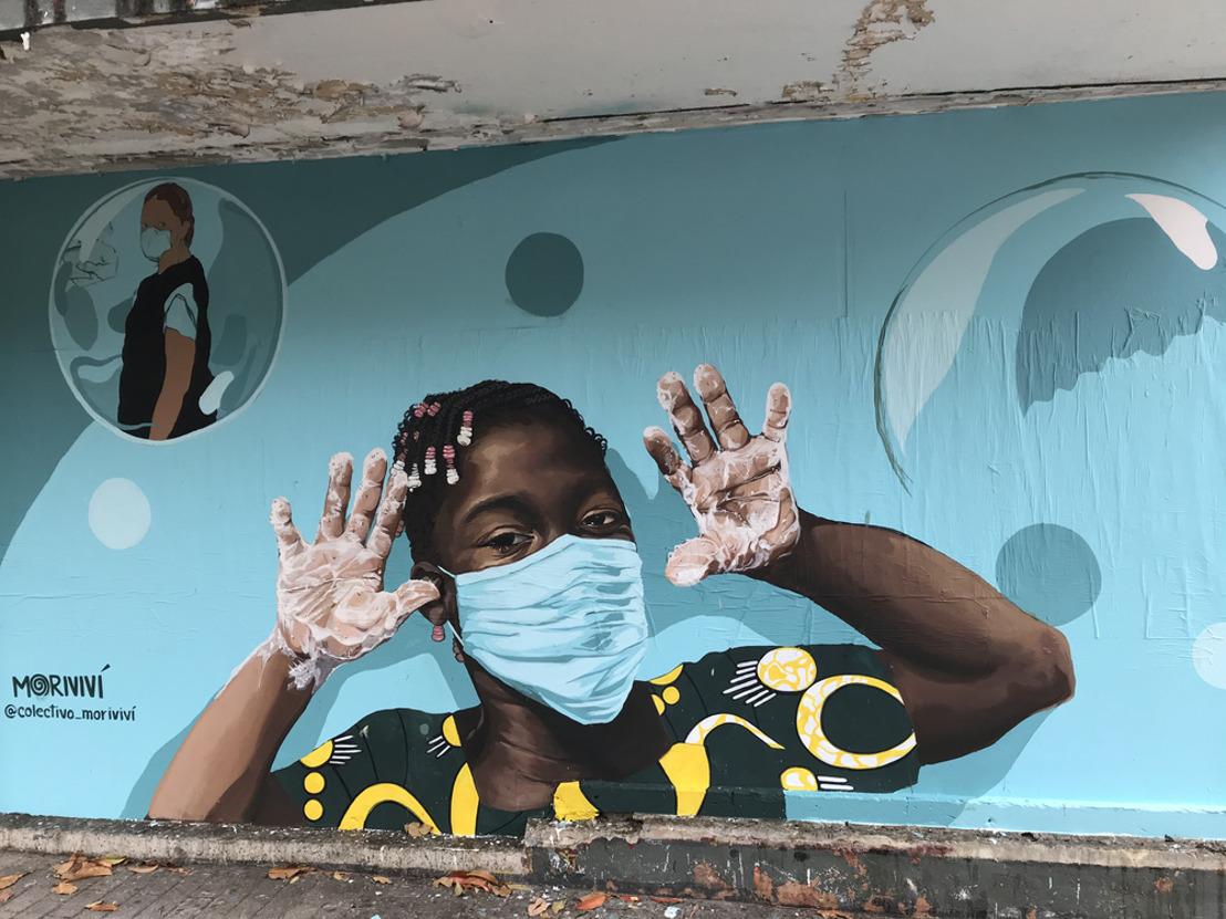 MSF apoya la respuesta contra la COVID-19 en un Puerto Rico paralizado por múltiples crisis