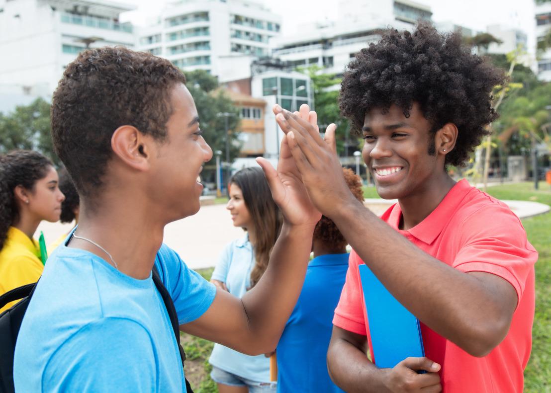 Verdubbeling inschrijvingen student-vluchtelingen aan VUB