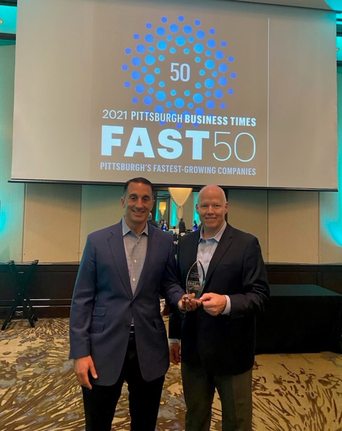 TEN Snags Top 10 Placement in 'Fast 50' Awards