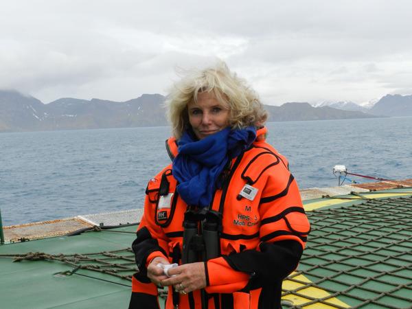 Preview: Bekende biologe Roseline C. Beudels-Jamar wordt nieuwe voorzitter van WWF in België
