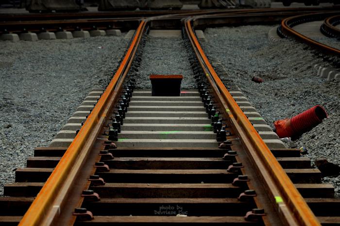 Preview: De Lijn investeert 39,7 miljoen euro in spoorvernieuwing en -uitbreiding