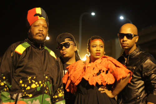 Bongo Maffin, DJ Maphorisa & Patoranking join the African Creative Revolution