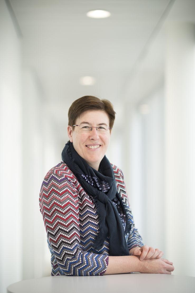 Gretel Schrijvers - Algemeen directeur van Mensura