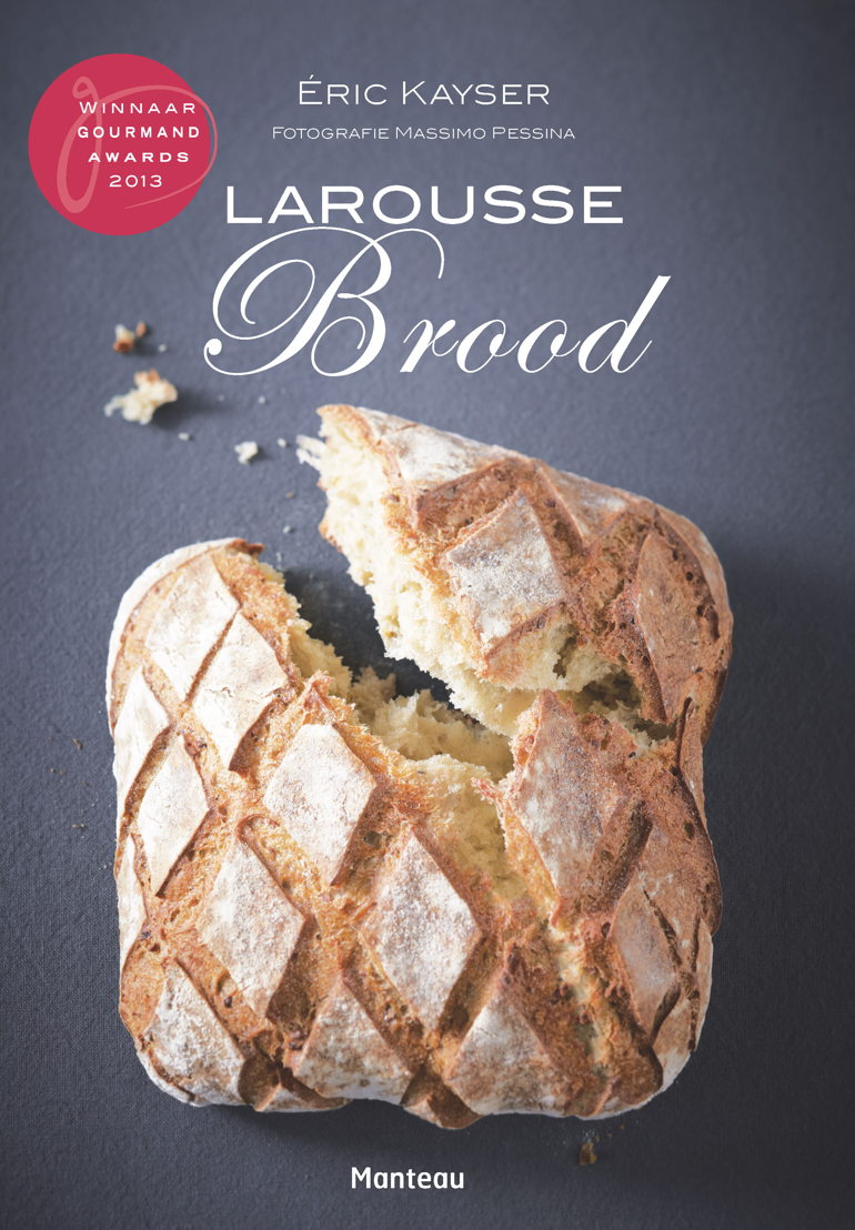 Cover Larousse brood