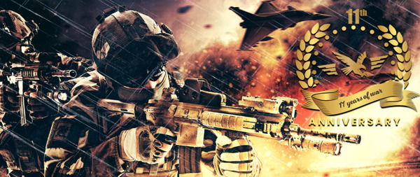Preview: Desert Operations celebrates 11th Anniversary with 30 Days of War