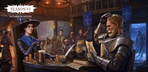Conqueror's Blade Season VI: Scourge of Winter erhält neue Events im Februar!