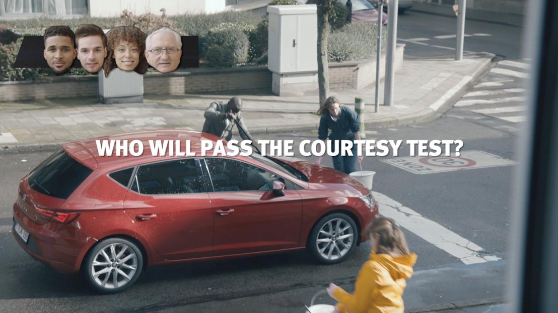 De nieuwe SEAT LEON test je niet, hij test jou.