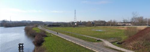 Eerste voorstellen Masterplan Oudenaarde Linkeroever op tweede participatiemarkt voor inwoners