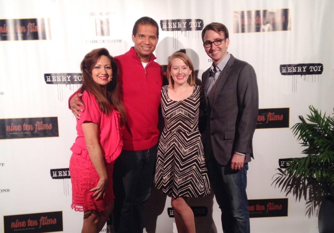 New Film Starring Amy Schloerb Has Red Carpet Premier In Los Angeles
