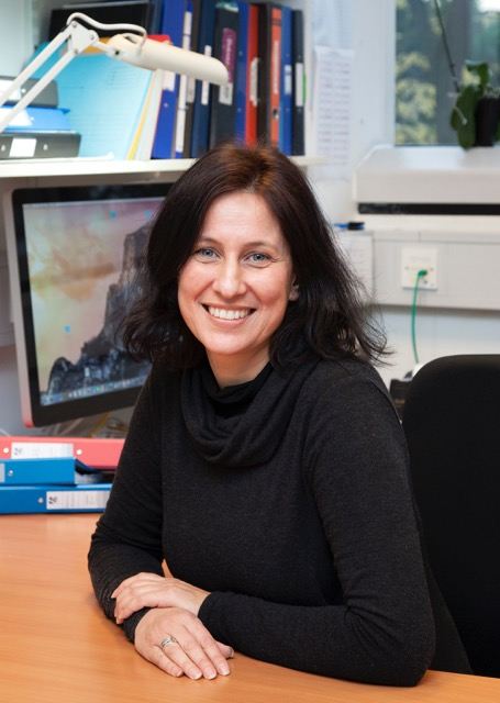 Carla Martins, PhD with the University of Cambridge in England, will use the funding to study how exploiting the metabolic heterogeneity of mutant KRAS lung tumors can be used to optimize therapy.