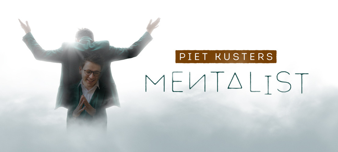 Limburgs mentalist Piet Kusters binnenkort in première