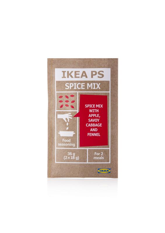 IKEA PS 2017 spice mix €1